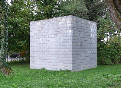 Cube klein