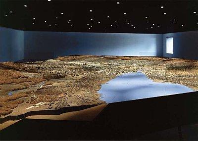 Stadtmodellraum